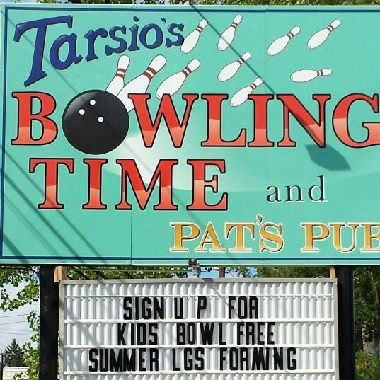 Tarsio's Bowling Time Lanes