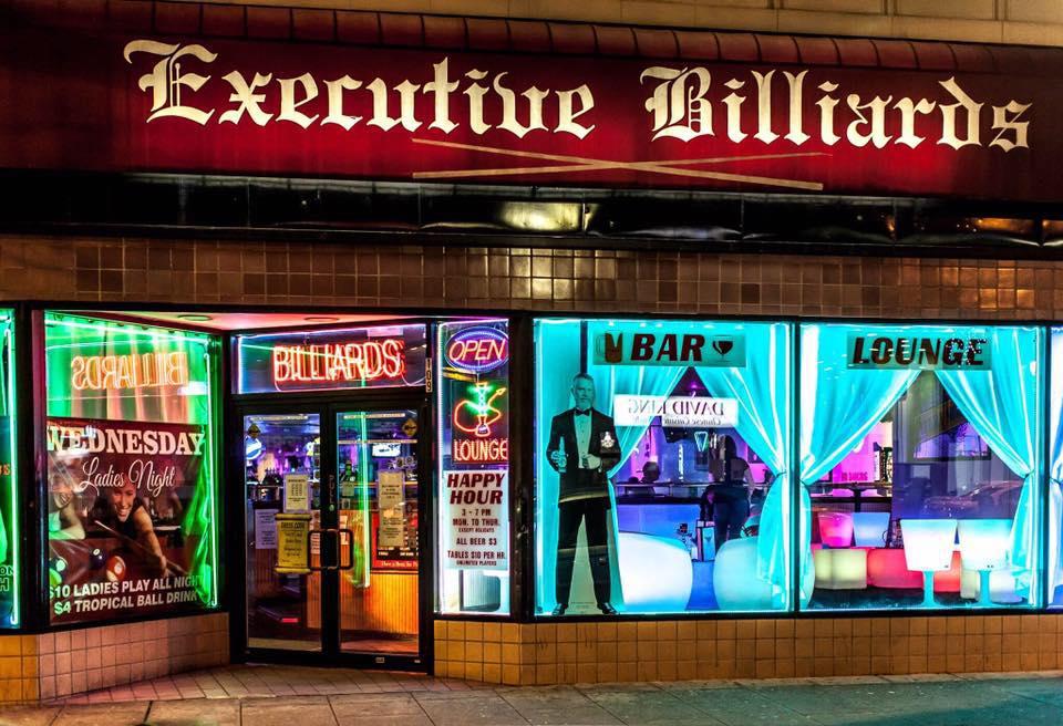 Executive Billiards