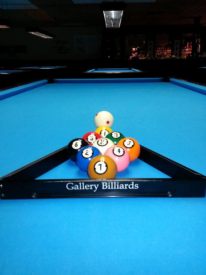 Gallery Billiards